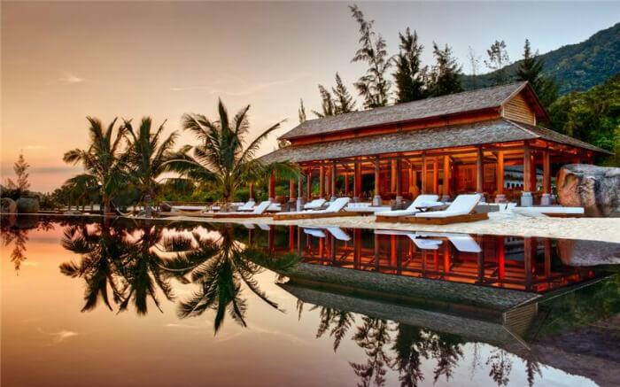Spacious villas at An Lam Ninh Van Bay