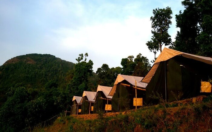 Camps in Nainital