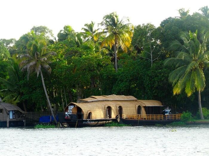 Backwaters experience in Kerala