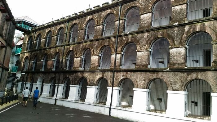 Cellular Jail in Andamn