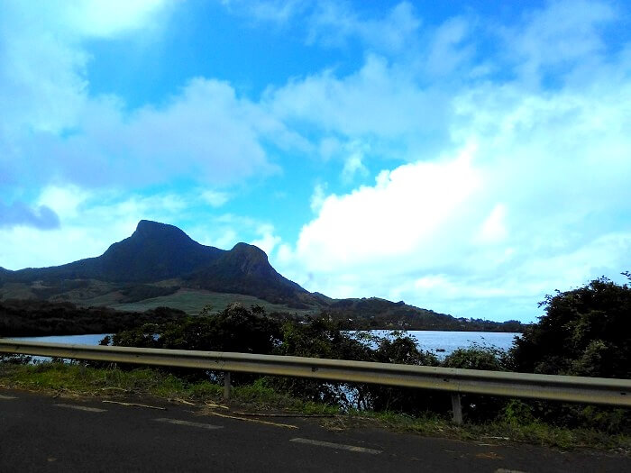 Exploring the South Island in Mauritius