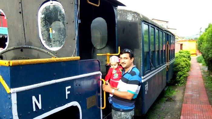 Exploring the city of Gangtok