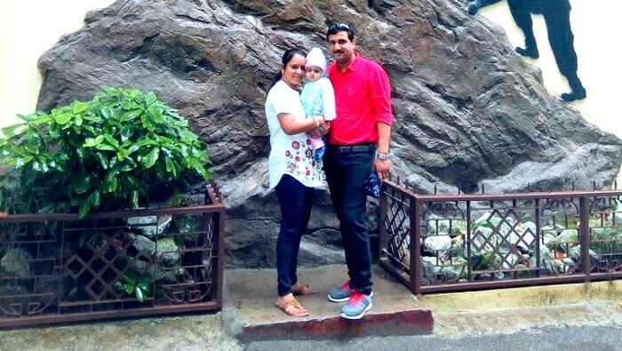 Visiting the local hotspots in Darjeeling