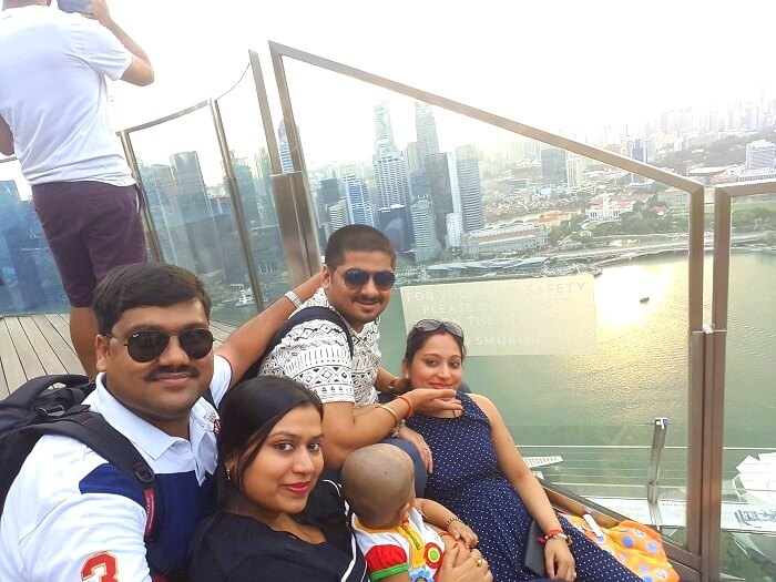 Experiencing the best of city tour