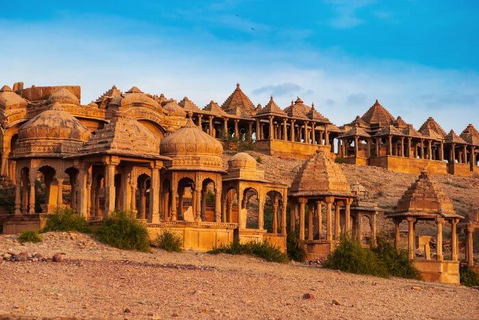 Jaisalmer temples, Rajasthan