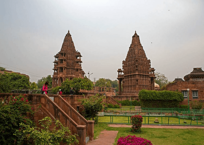 Enchanting ambience of the Mandore Garden