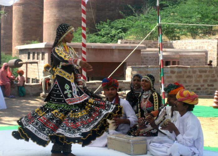 Take pleasure in cultural performances at Marwar festival