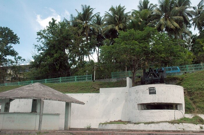 The fascinating Japanese bunkers in Port Blair