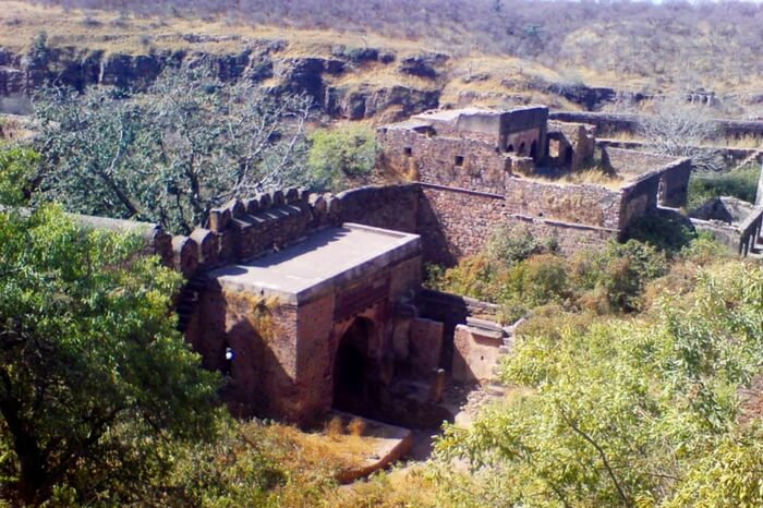 Ranthambore Fort - an important fort that finds mention in the history of Ranthambore National Park