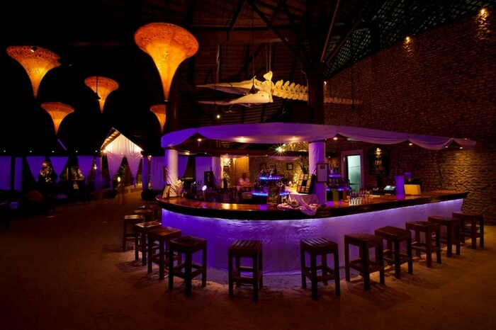 Clubs and bars add the much needed charm to Maldives nightlife