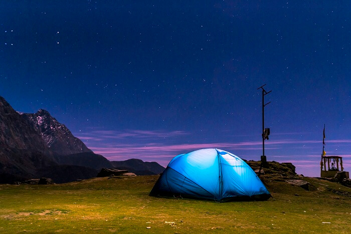 camping-at-triund