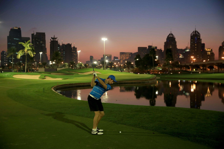dubai golf