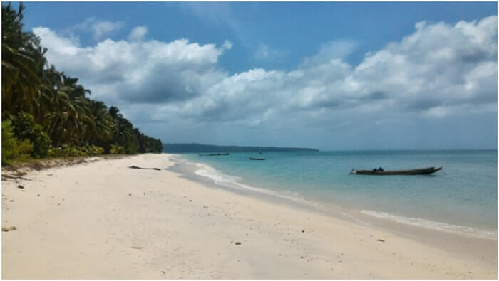 Beautiful beaches of Andaman
