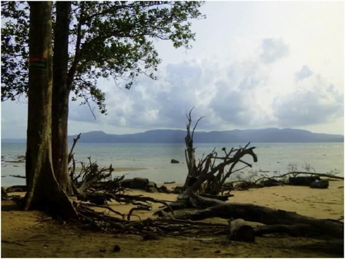 Beautiful beaches in Andaman