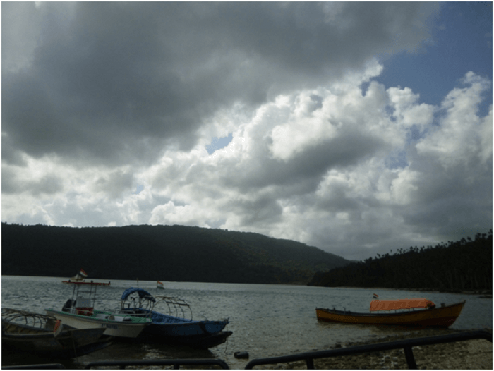 Sceneries in Andaman