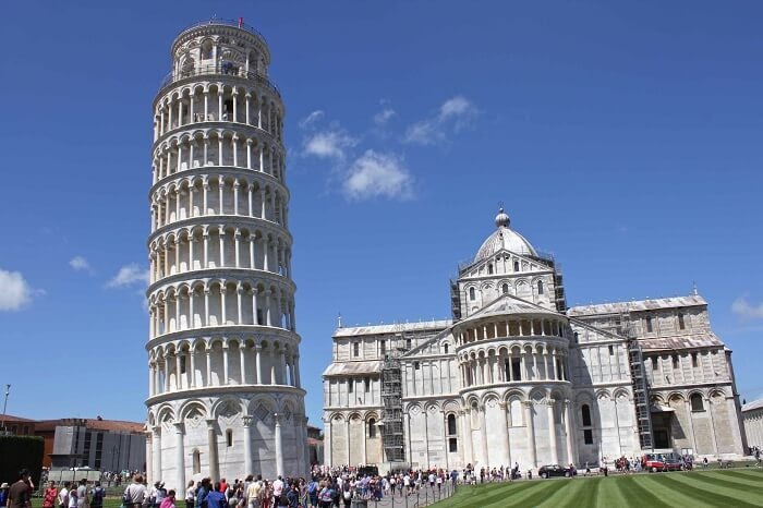 Day tour of Pisa