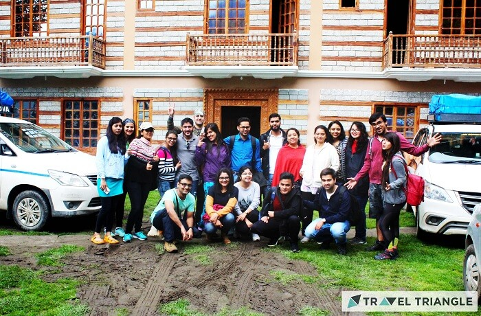 Group trip to Himachal