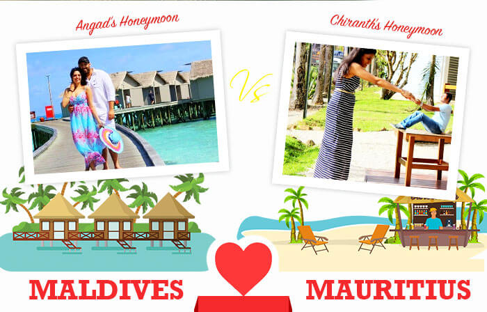 Mauritius vs Maldives Travelogue