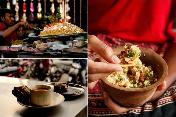 Popular street food of Hyderabad