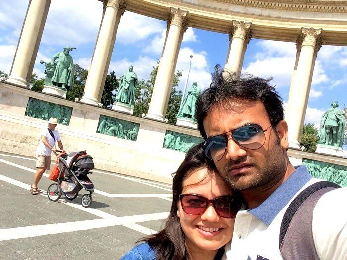 Visiting Monuments around Budapest