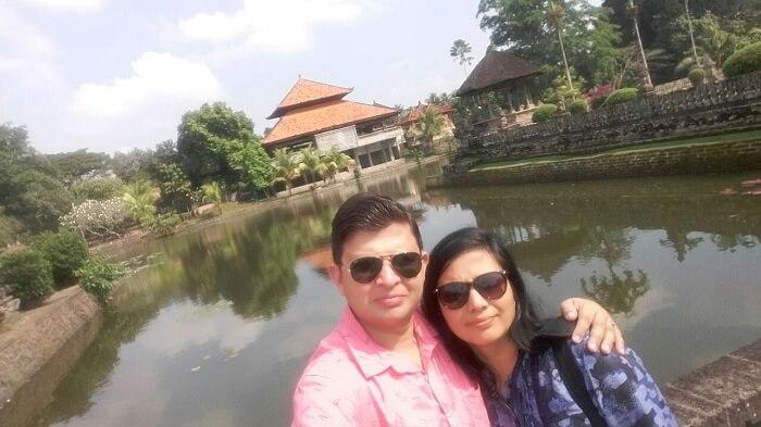 Villa stay in Bali