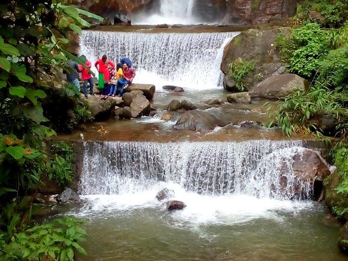 Banjhakri Falls Sikkim