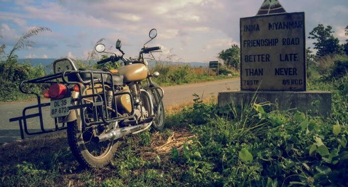 Ride to Myanmar on the India Myanmar Thailand Friendship Highway