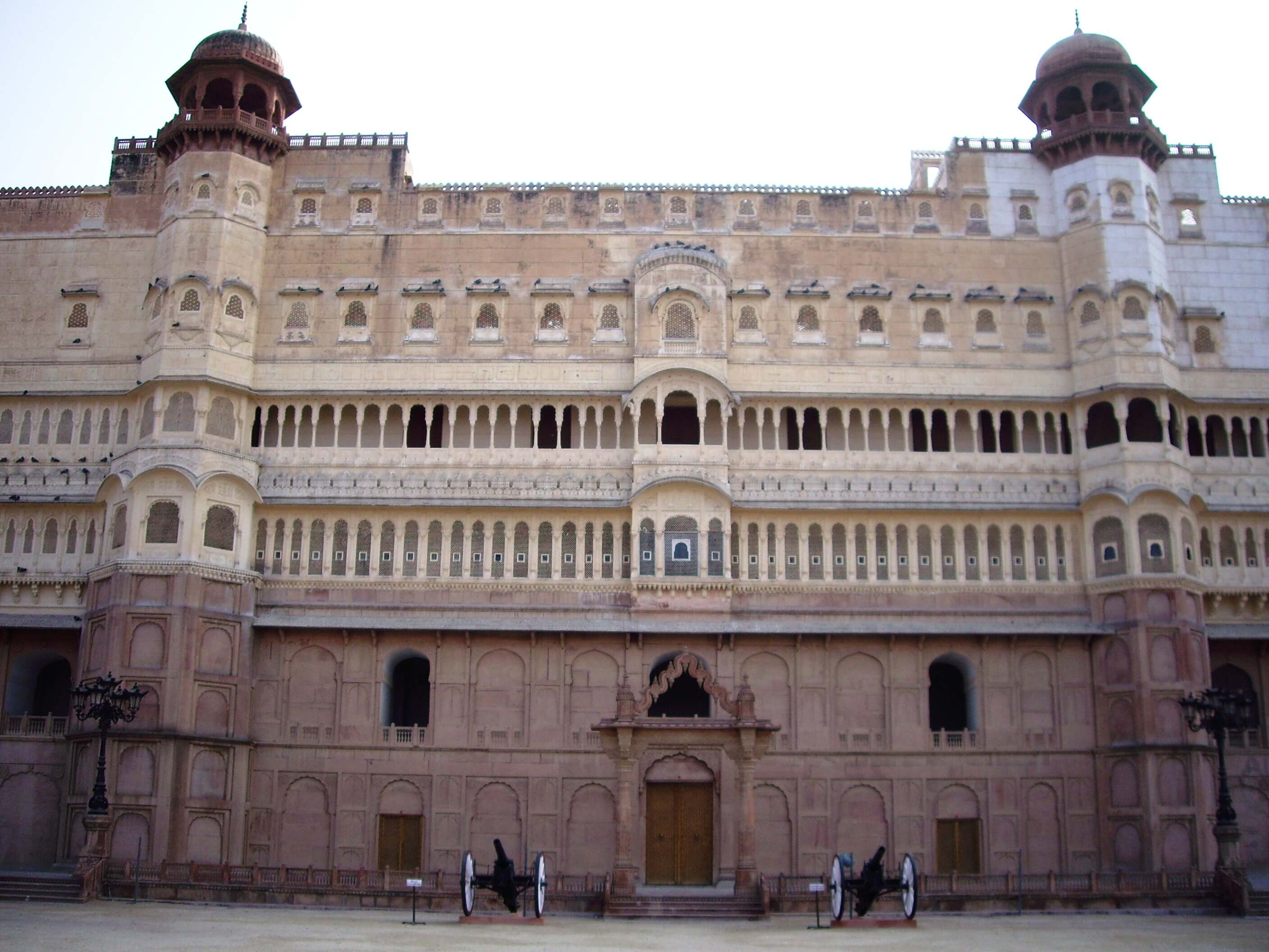 Junagarth_Fort,_Bikaner