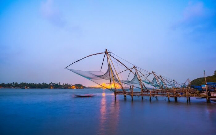 Chinese net in Kochi