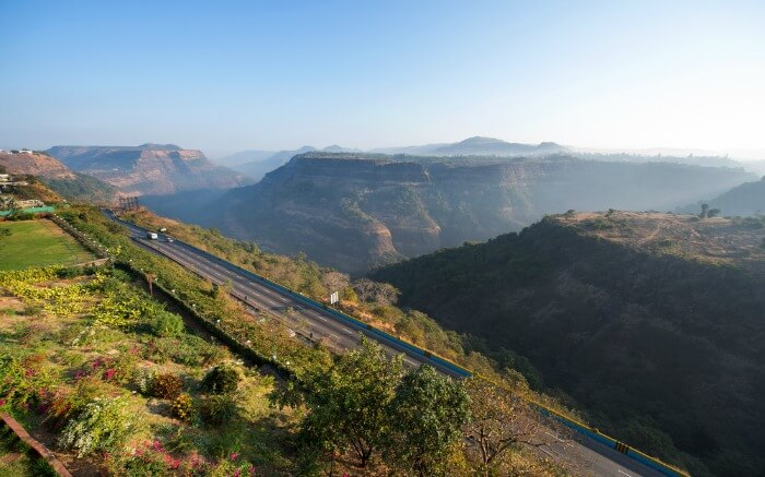 Highway in Lonavala