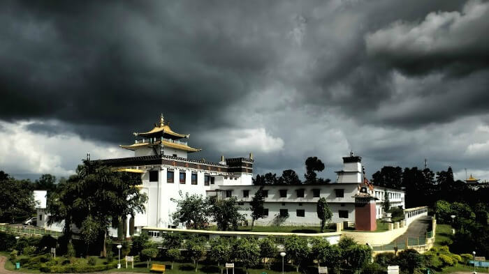Mindrolling Monastery in Dehradun