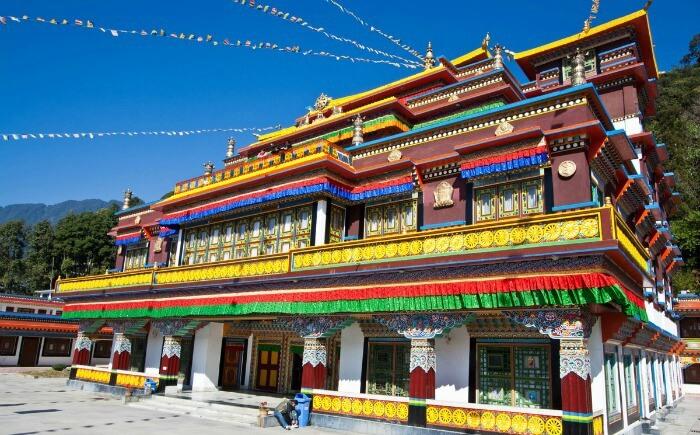 Rumtek Monastery, Sikkim