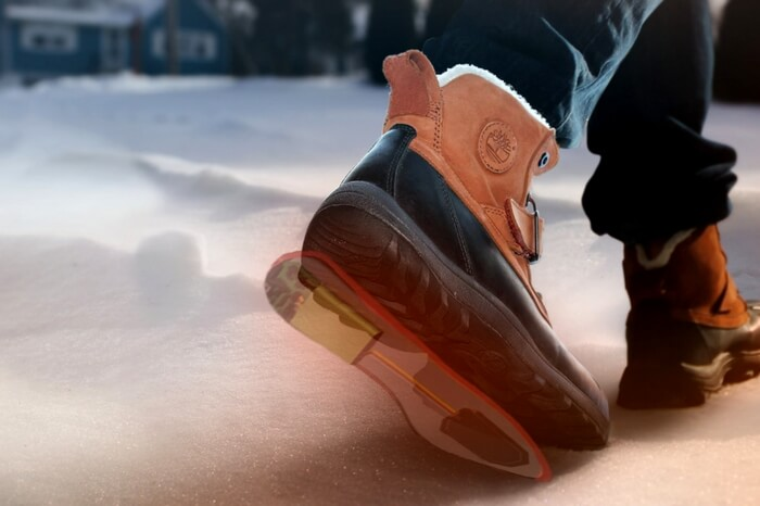 Foot warmers that keep your feet warm from inside
