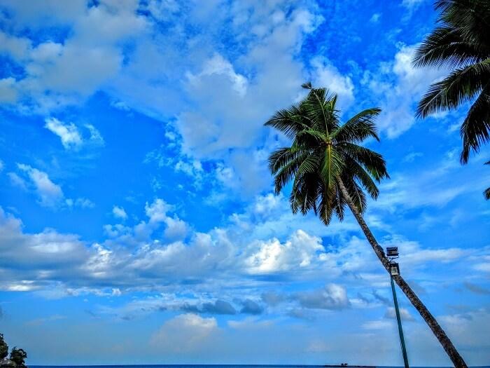 Beautiful nature in Andaman