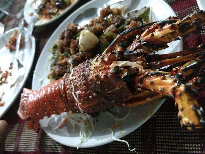 Cuisine of Andaman