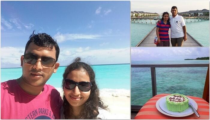 karthik maldives