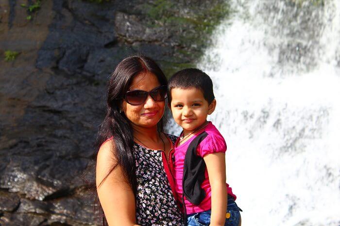 Family in Kerala