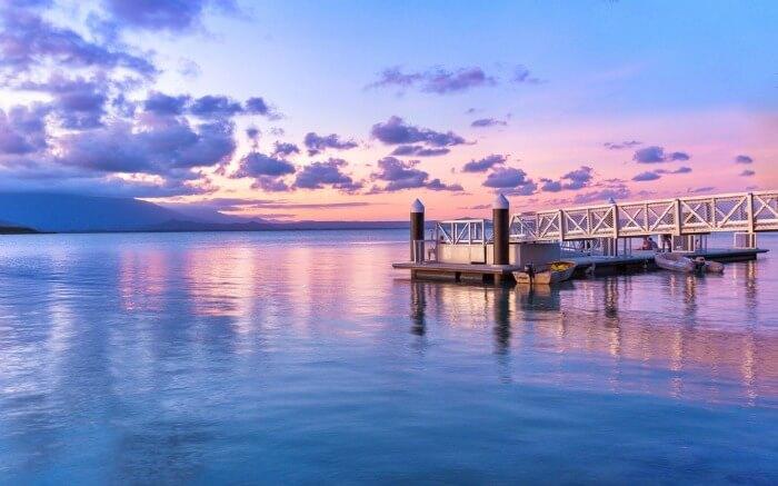 Port Douglas in Queensland