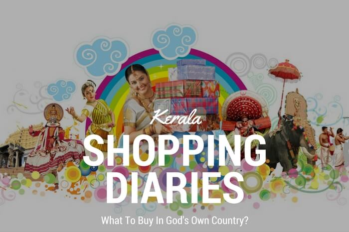 A promotional poster of the Grand Kerala Shopping Festival