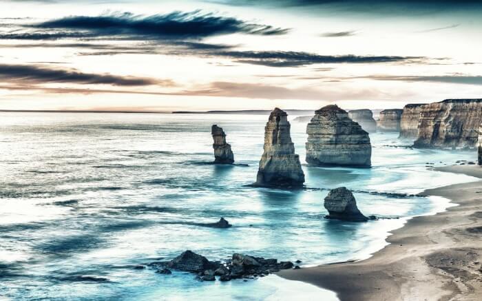 The Twelve Apostles, Great Ocean Road, Victoria