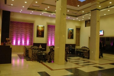 Lobby of Hotel City Inn