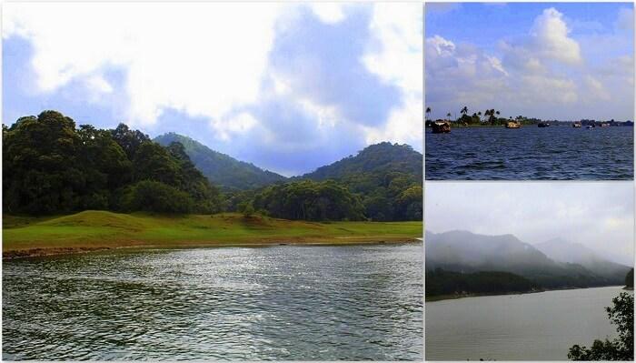 Beautiful nature in Kerala