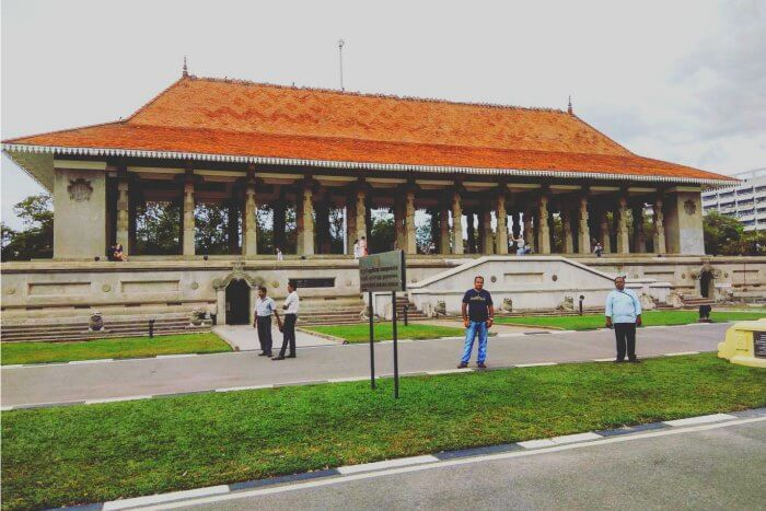 independence memorial hall in colombo