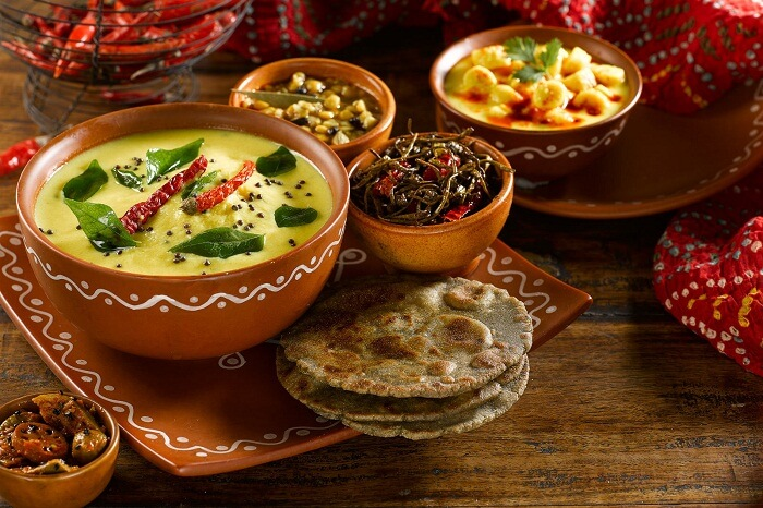 Delectable food of Rajasthan