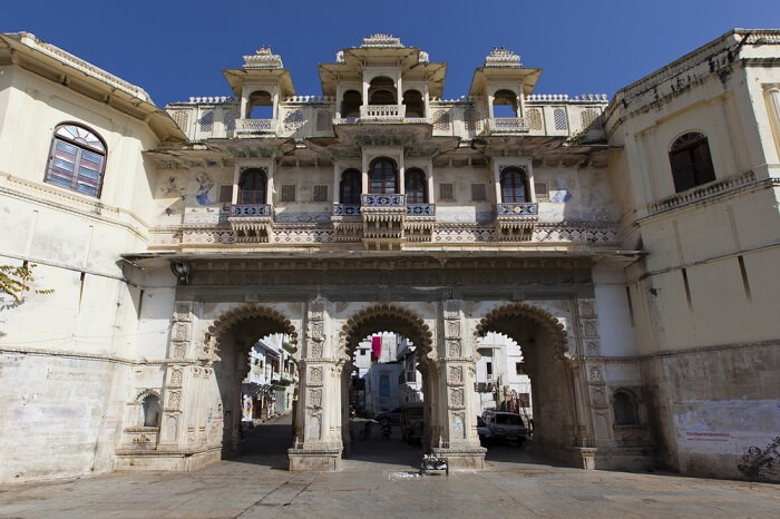 Sightseeing in Udaipur