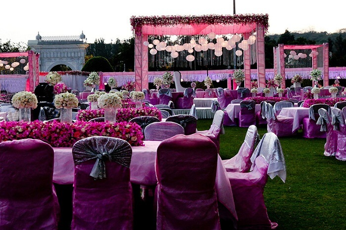 Palace weddings in Hyderabad