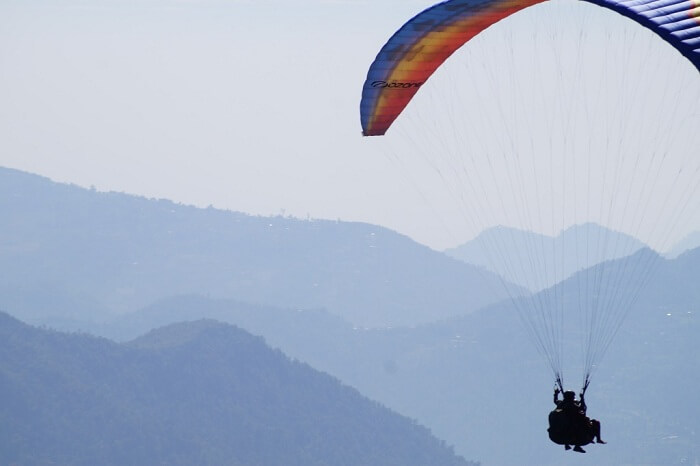 Adventure sports in Kalimpong