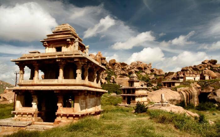 Ruins of Chitradurga Fort