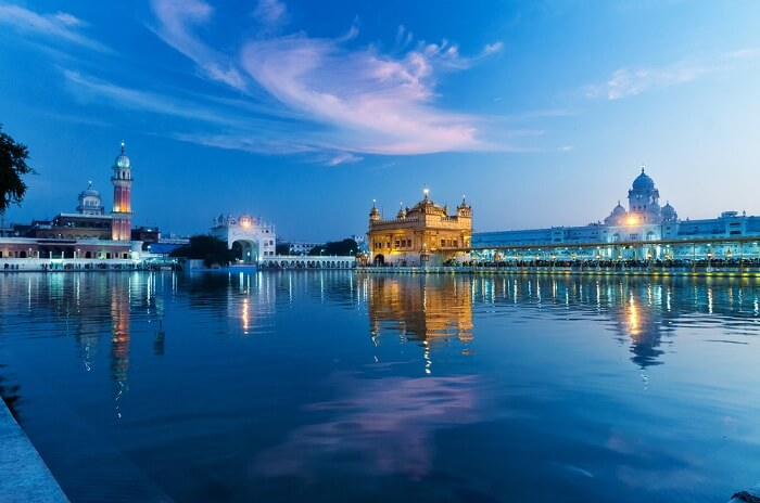 weddings in golden temple