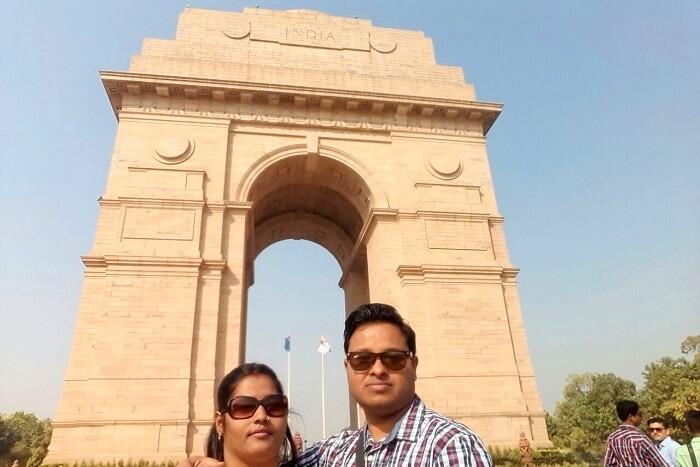 Monuments in New Delhi
